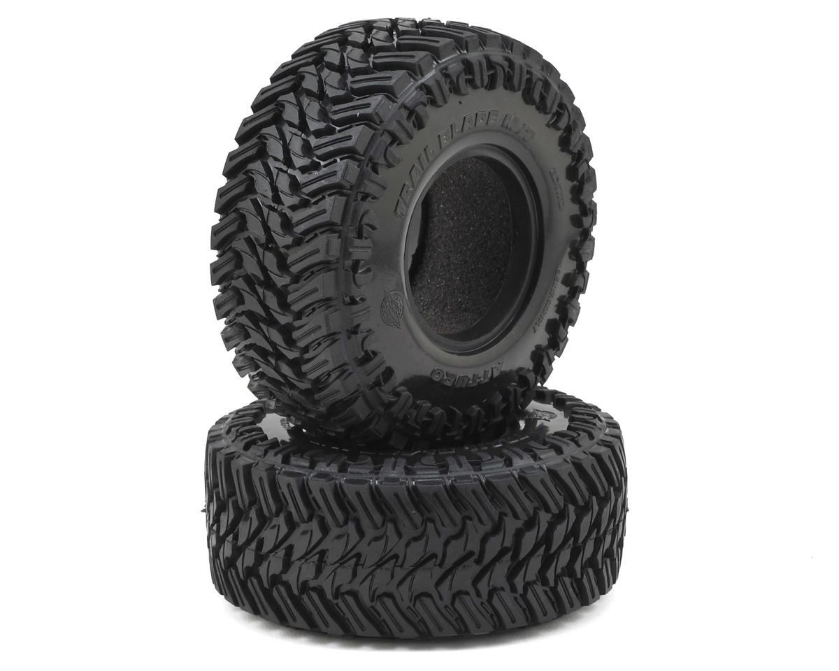 "Atturo Trail Blade M/T 1.9"" Scale Crawler Tires (2) by RC4WD"
