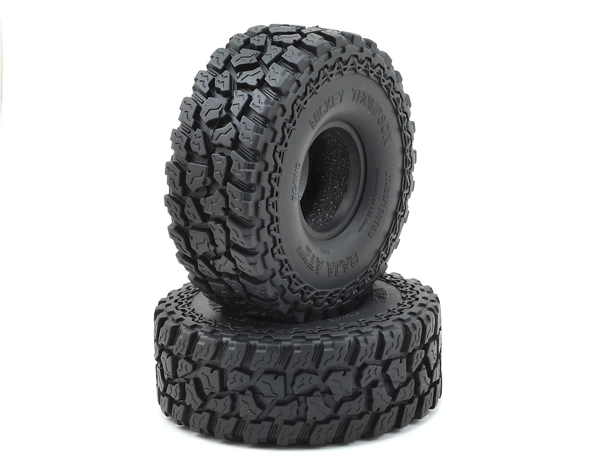"RC4WD Mickey Thompson ""Baja ATZ"" 1.55"" Scale Rock Crawler Tires (2)"