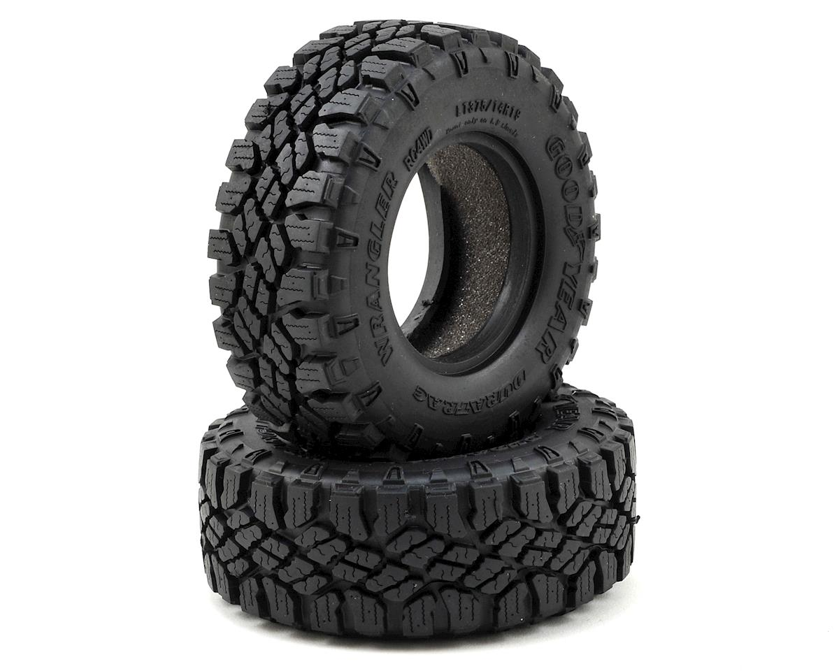 "Goodyear Wrangler Duratrac 1.9"" Scale Rock Crawler Tires (2) by RC4WD"