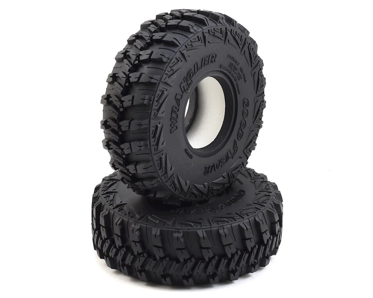 "RC4WD Goodyear Wrangler MT/R 1.9"" 4.75"" Scale Tires (Axial SCX10 II)"
