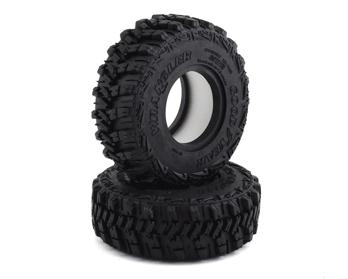 "Goodyear Wrangler MT/R 1.9"" 4.19"" Scale Tires by RC4WD"