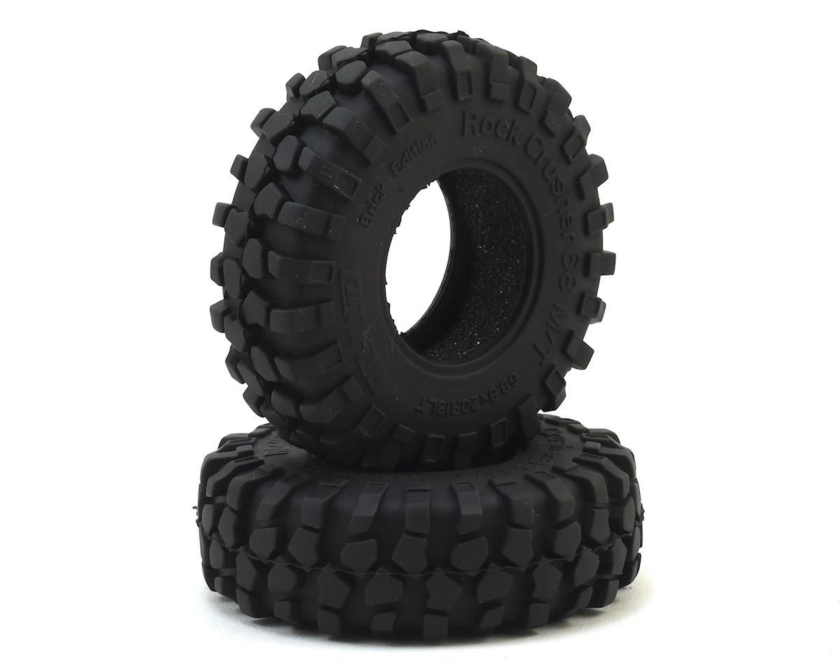 "RC4WD Rock Crusher M/T Brick Edition 1.2"" Scale Tire (2)"
