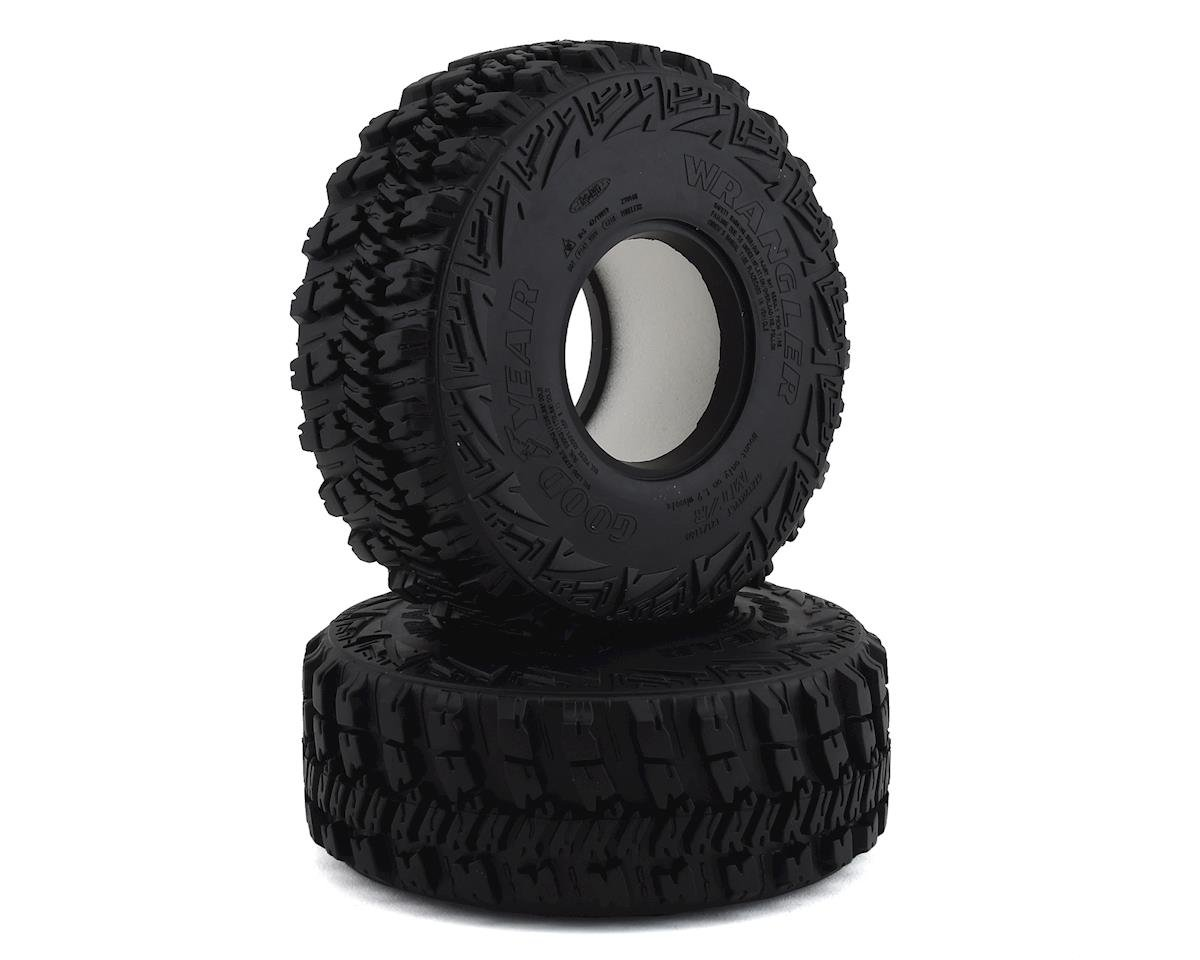 "RC4WD Goodyear Wrangler MT/R 1.9"" Scale Rock Crawler Tires (2)"