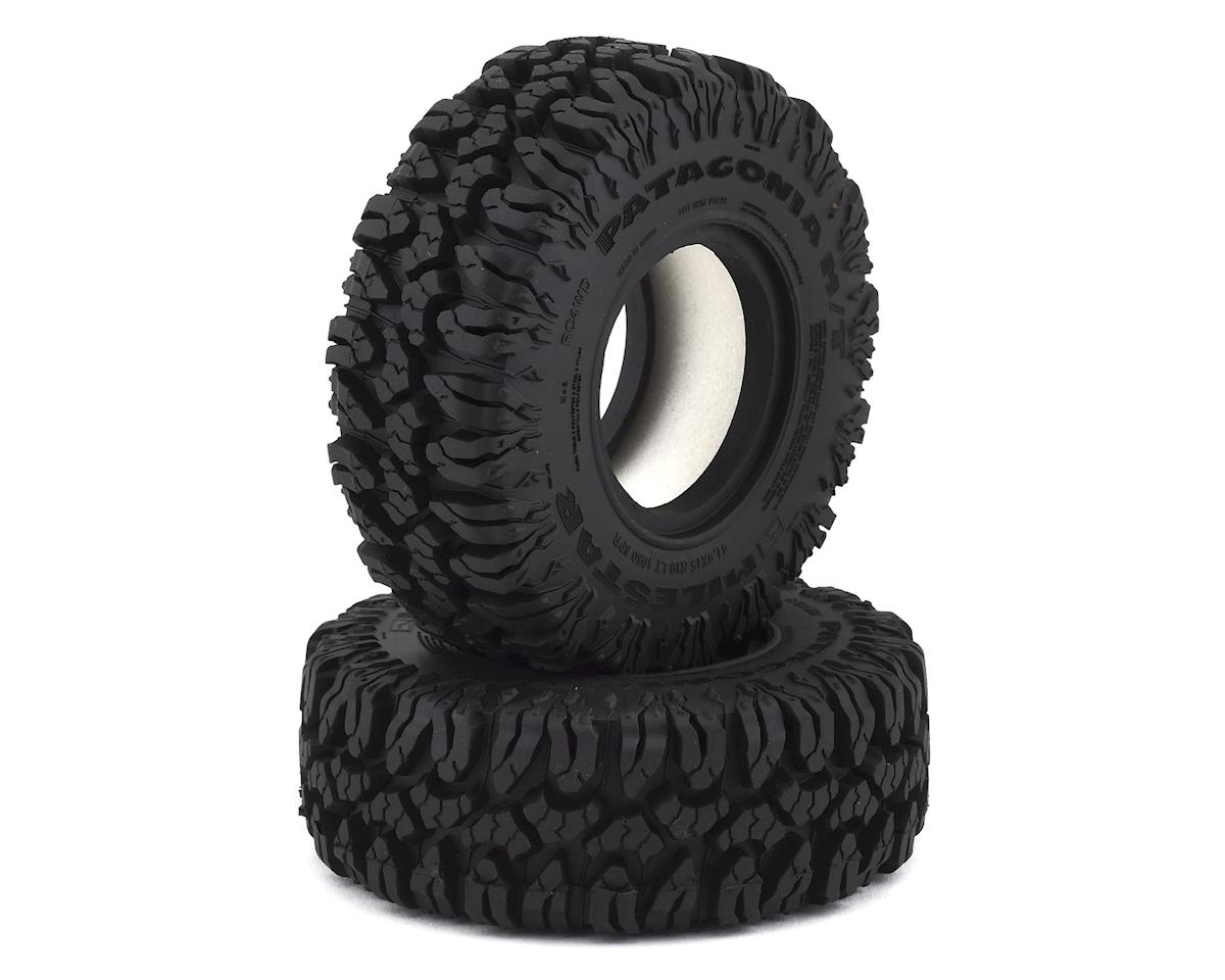 "RC4WD Milestar Patagonia M/T 1.9"" Scale Tires (2) (Traxxas TRX-4)"