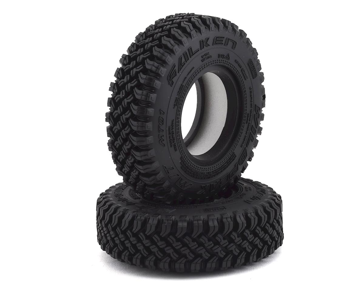 "RC4WD Falken Wildpeak M/T 1.7"" Scale Rock Crawler Tires (2) (X2S3)"