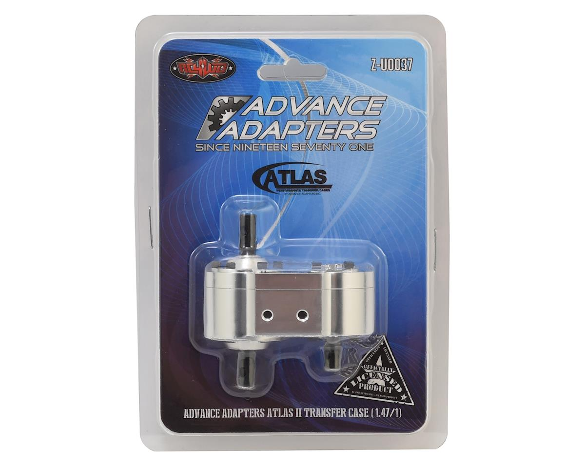 RC4WD Trail Finder 2 Advance Adapters Atlas II Transfer Case (1.47/1)