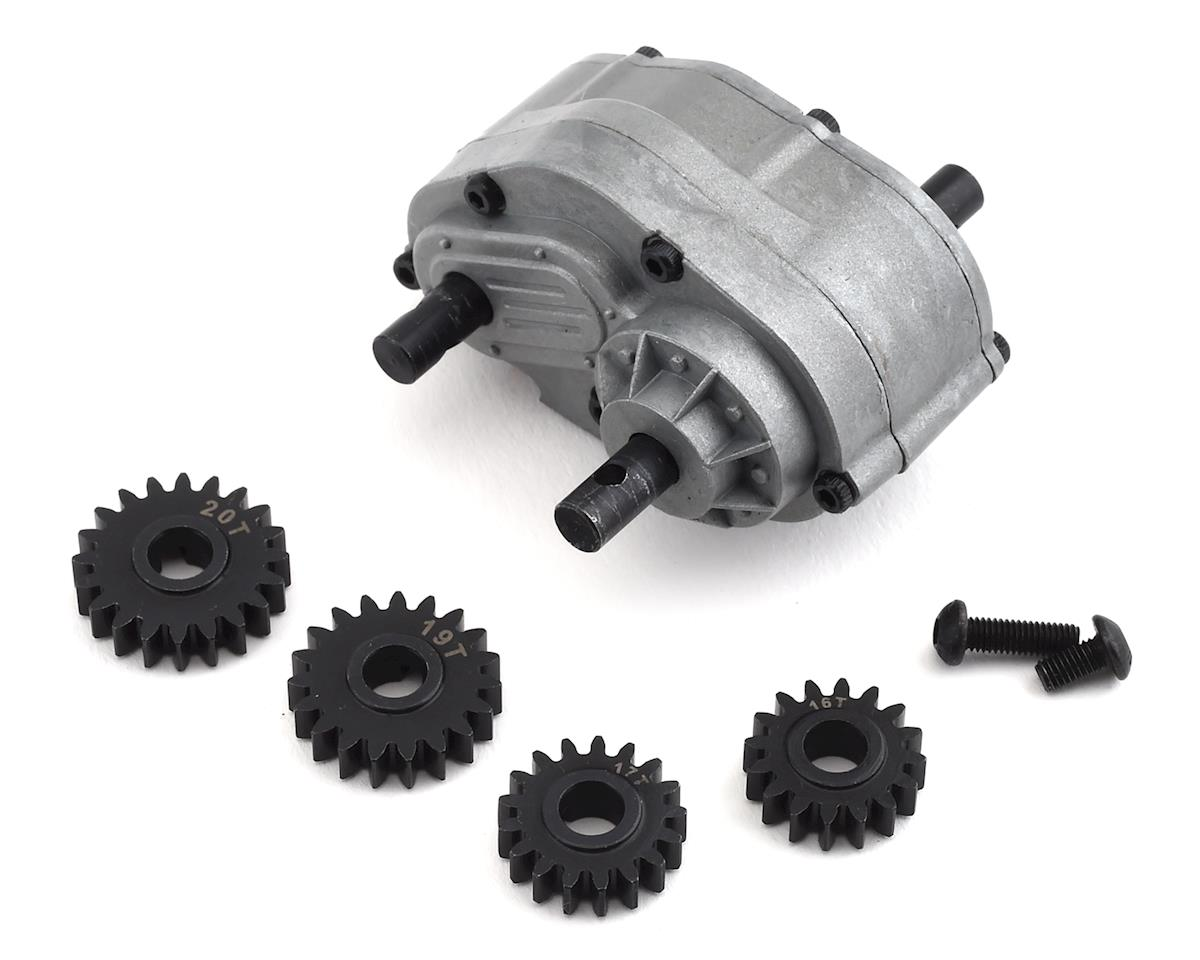 RC4WD Gelande II Trail Finder 2/Gelande Over/Underdrive Transfer Case Set