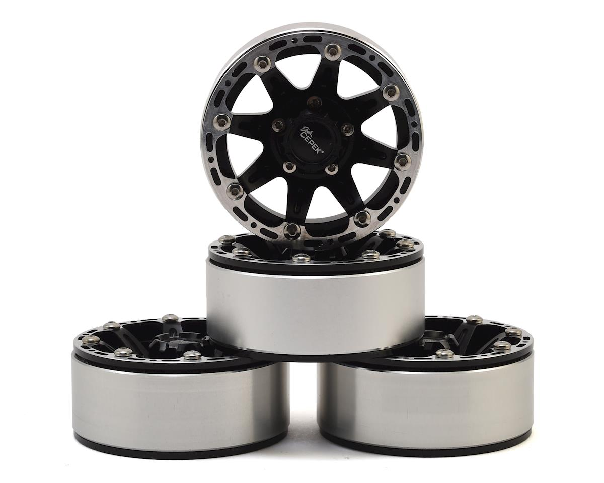 "RC4WD Dick Cepek Torque 1.9"" Internal Beadlock Wheels"