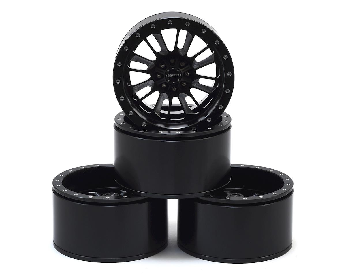 "RC4WD Enforcer 2.2"" Beadlock Wheels (Black) (4)"