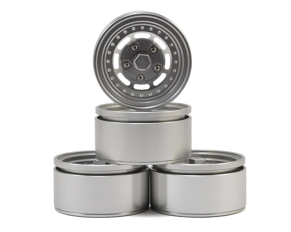 "Scamp 1.55"" Beadlock Wheels by RC4WD"
