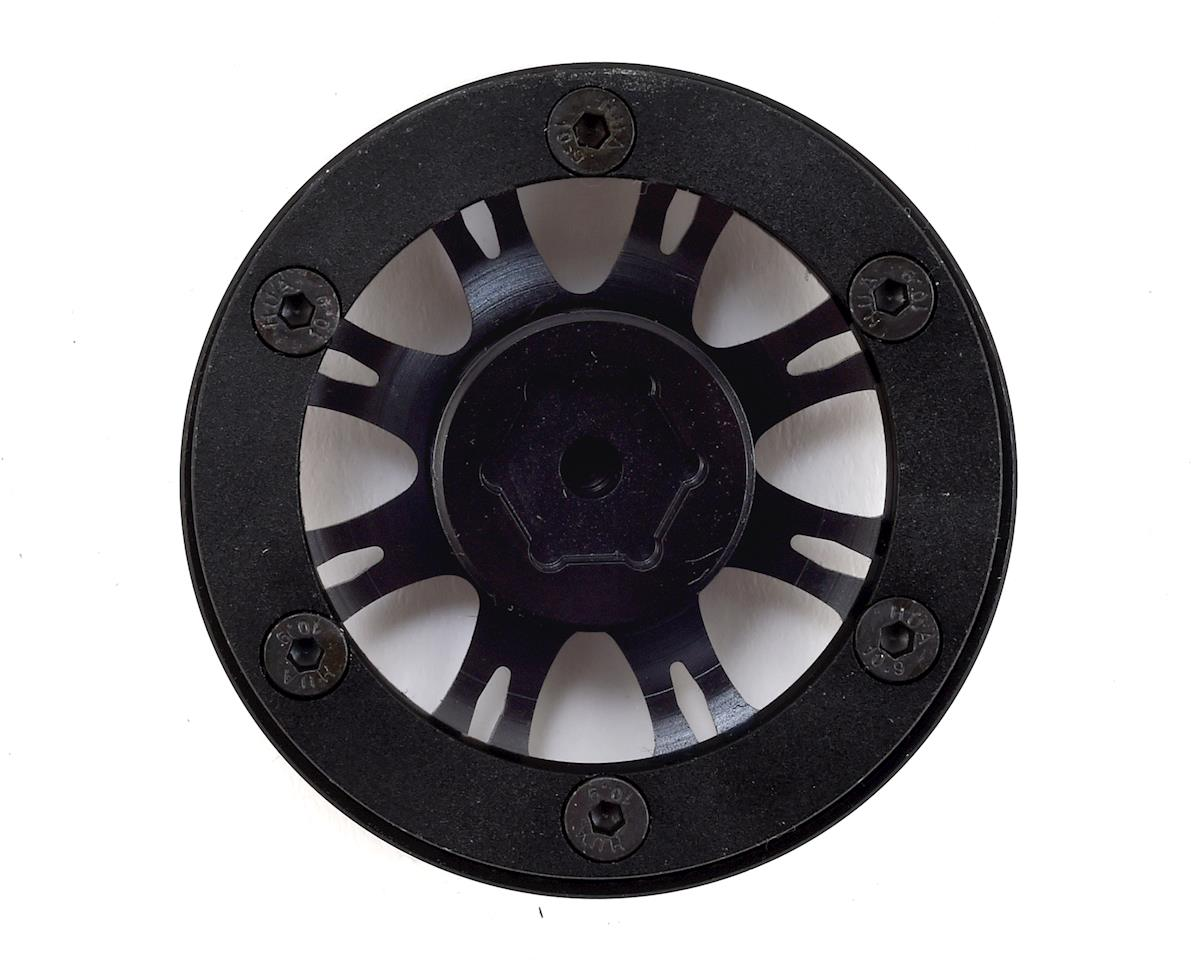 RC4WD Ballistic OffRoad Scythe 1.9 Beadlock Wheel (Black) (4)