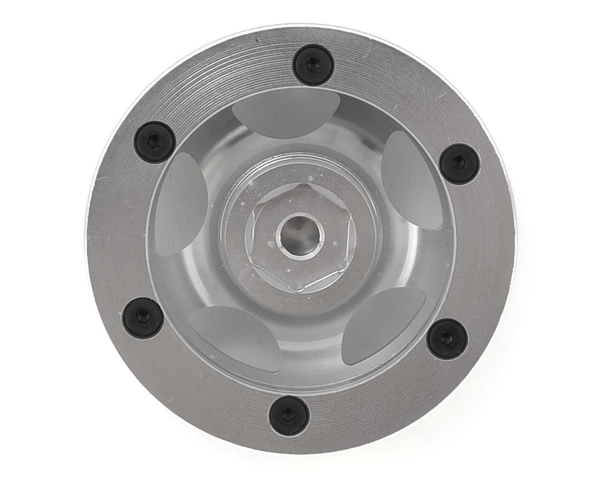"""RC4WD Breaker 1.9"""" Aluminum Beadlock Wheels (Silver) (4)"""