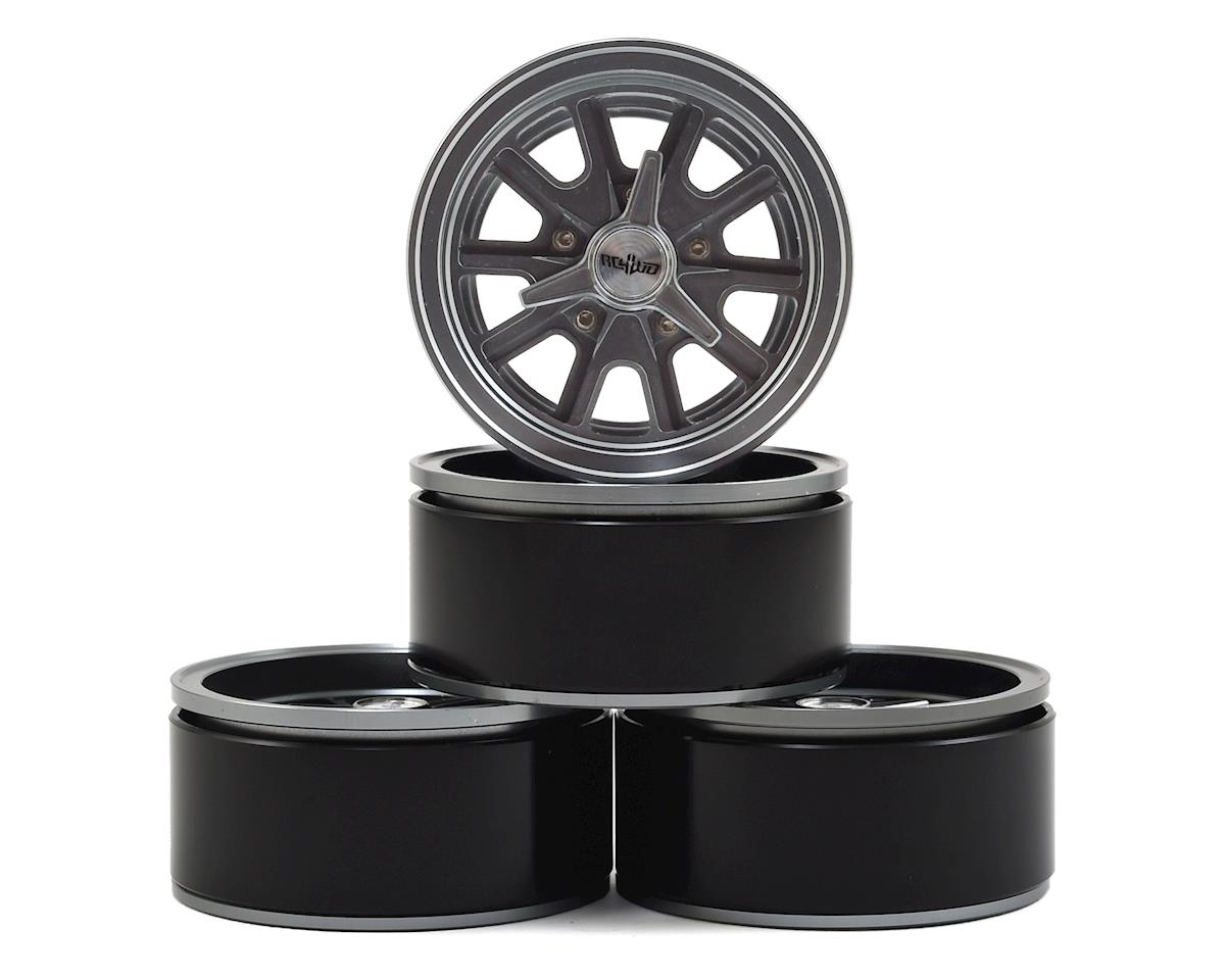 "Shelby 1.9"" Beadlock Wheel (4) by RC4WD"