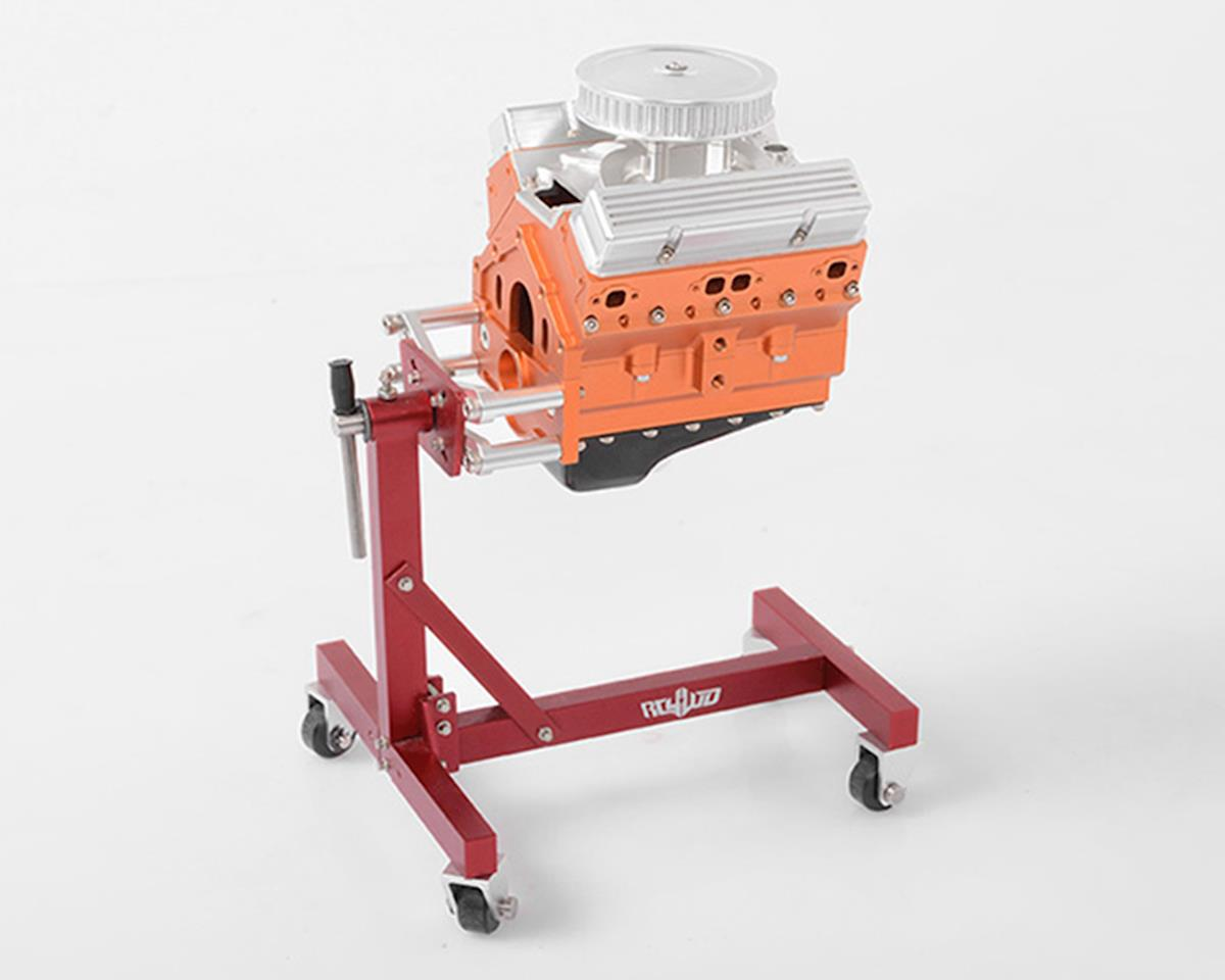 RC4WD Garage Series 1/10 V8 Engine Stand