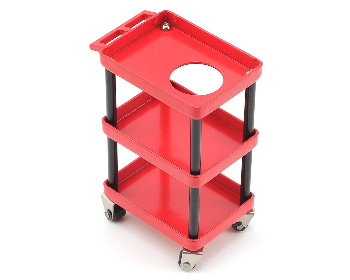 Garage Series 1/10 Metal Oil Service Cart by RC4WD