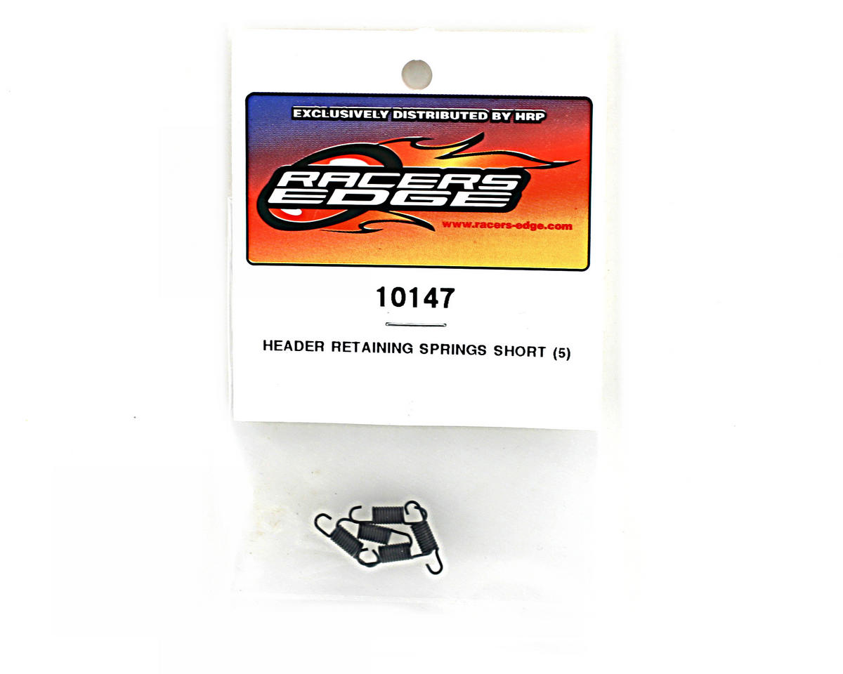 Racers Edge Short Tuned Pipe Springs (3)
