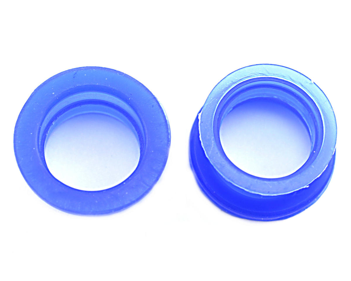 Racers Edge 3.5cc/.21 Manifold Seal Blue (2)