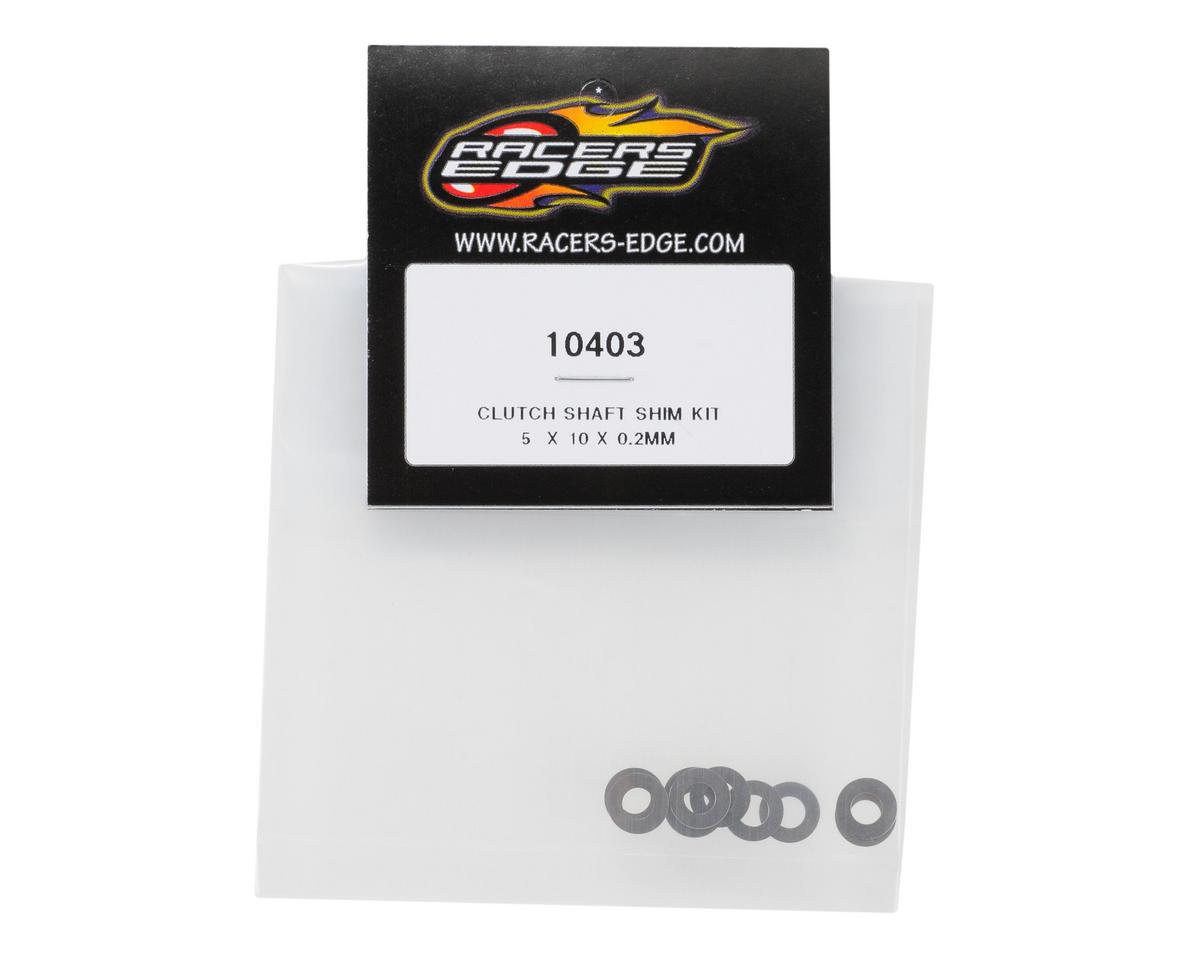 Racers Edge 5x10x0.2mm Clutch Shim Kit