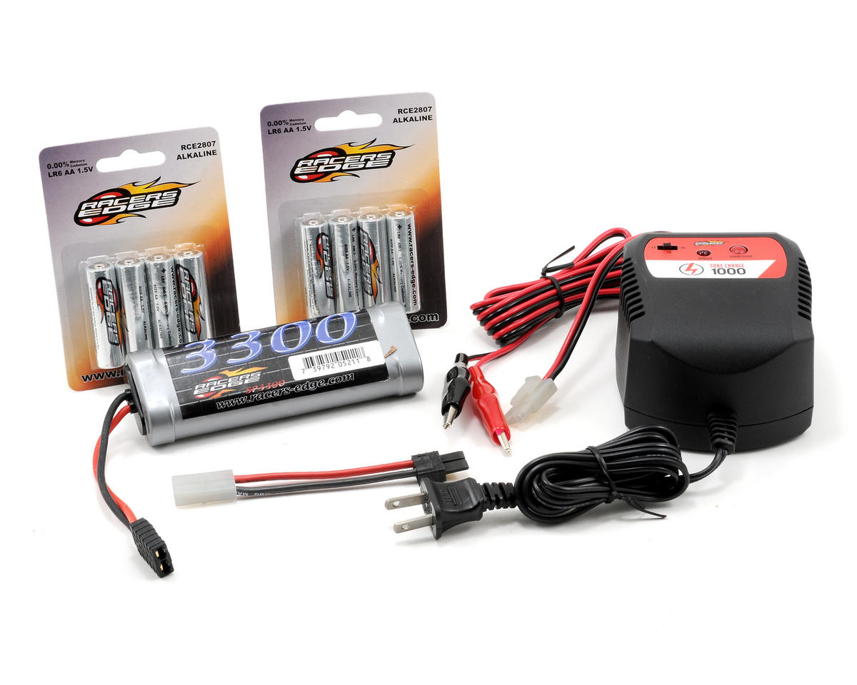 Racers Edge Traxxas Electric Starter Combo