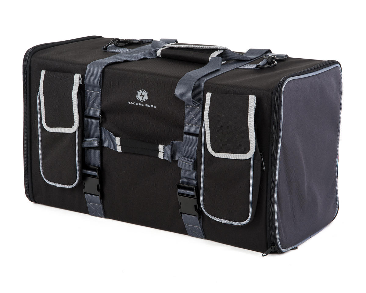 "RaceCase Double Buggy ""Silver Edition"" Hauler Bag"