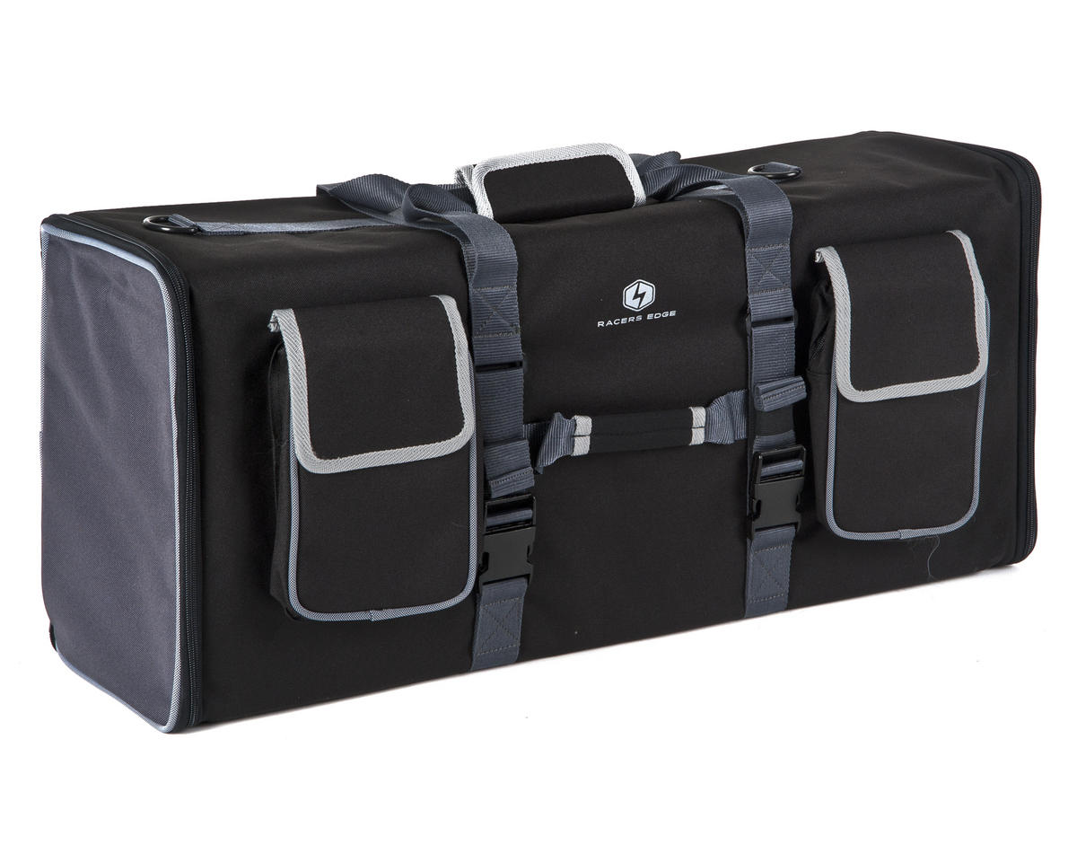 "RaceCase ""Silver Edition"" Short Course Hauler Bag by Racers Edge"