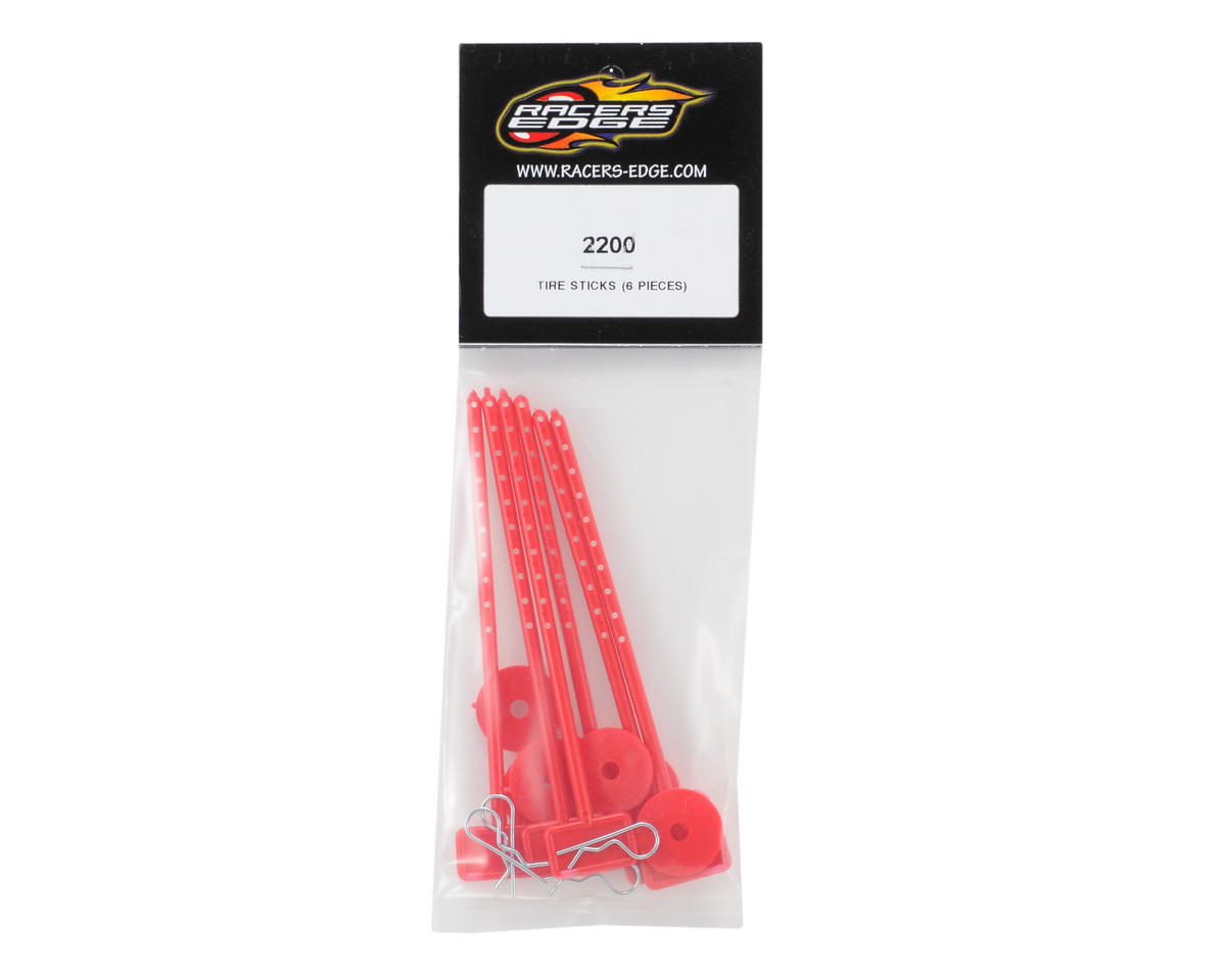 Racers Edge Tire Sticks (6)