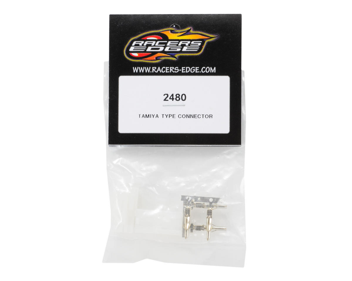 Racers Edge Tamiya Type Connector Plugs