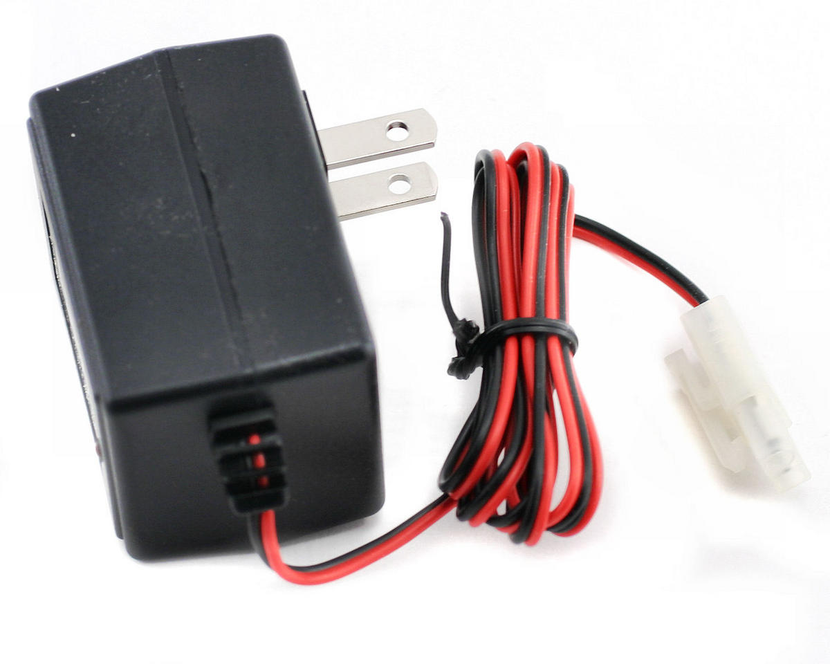 110V A/C Overnight Wall Charger 7.2V 200mAh by Racers Edge