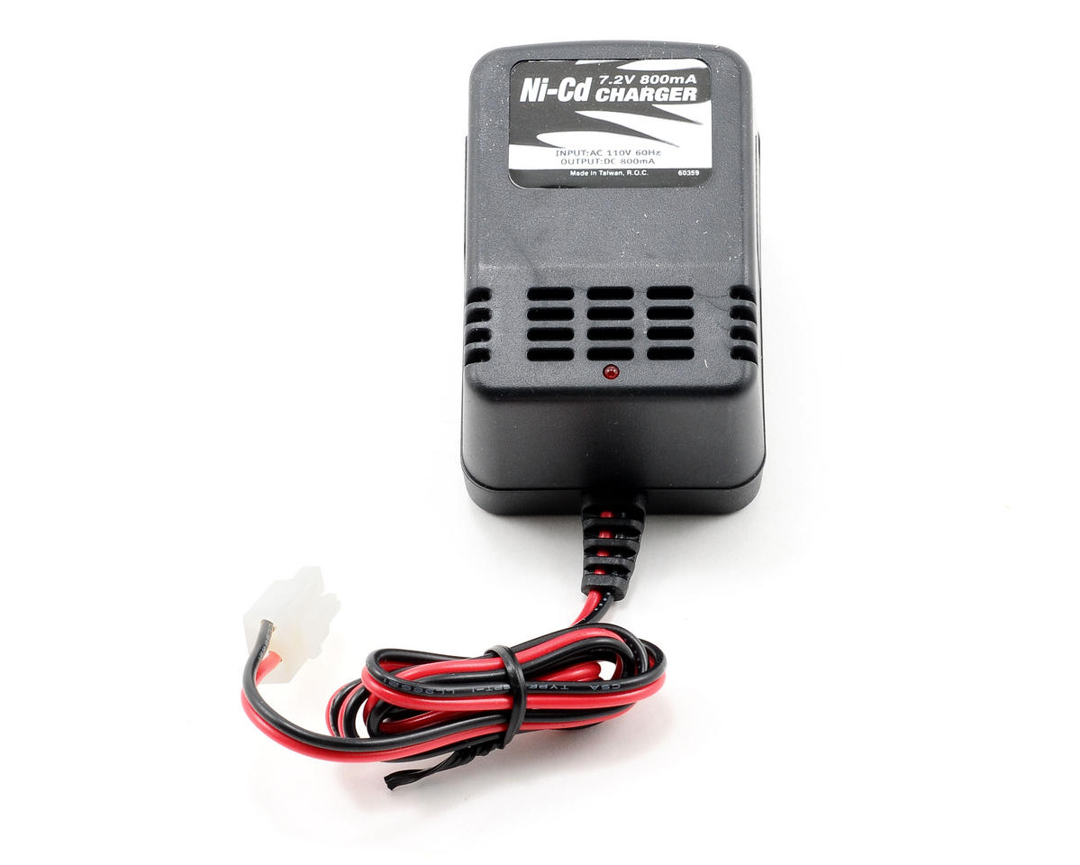 110V 7.2V 800mAh NiCd Wall Charger by Racers Edge