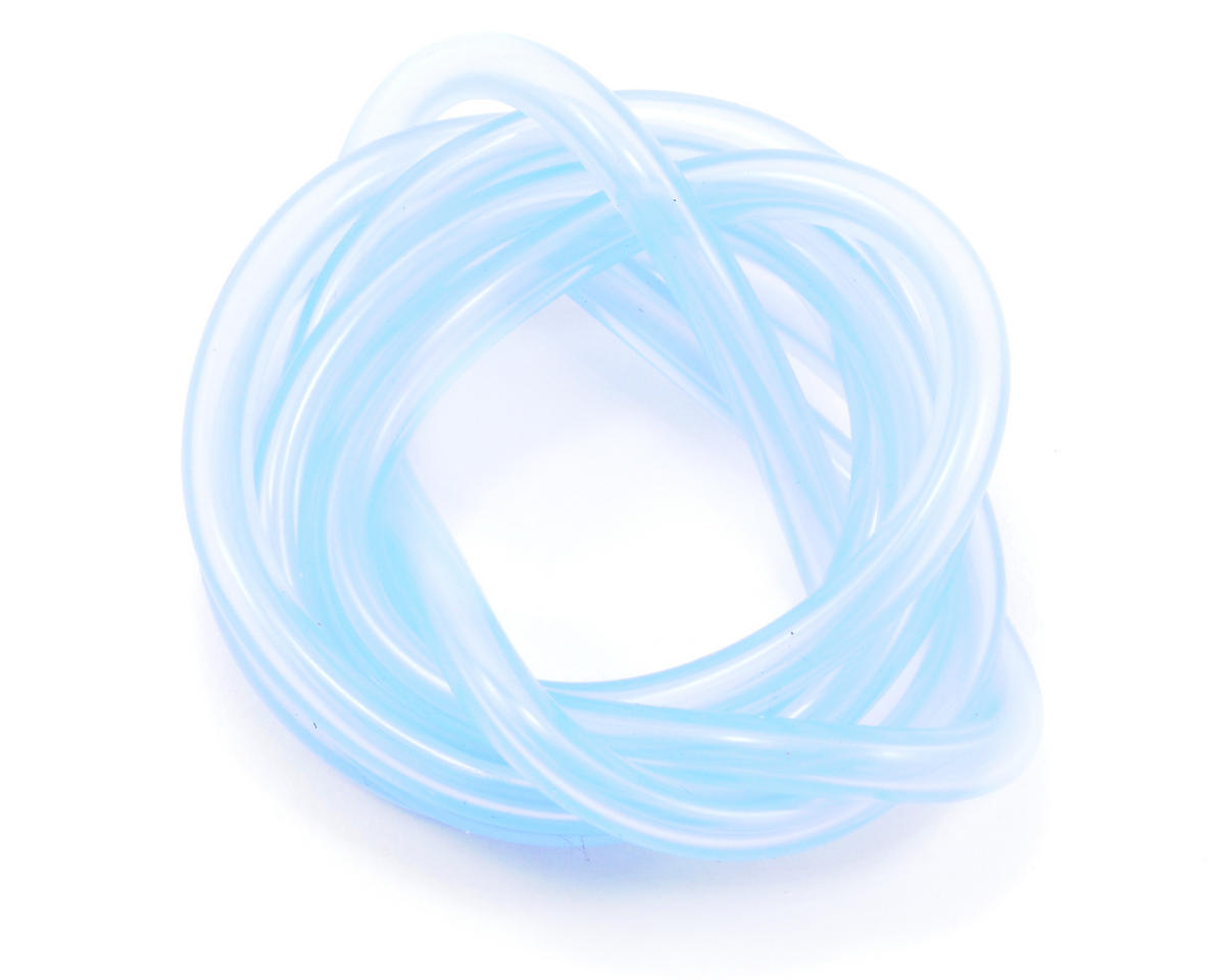 Racers Edge Silicone Fuel Tubing (Blue) (100cm)