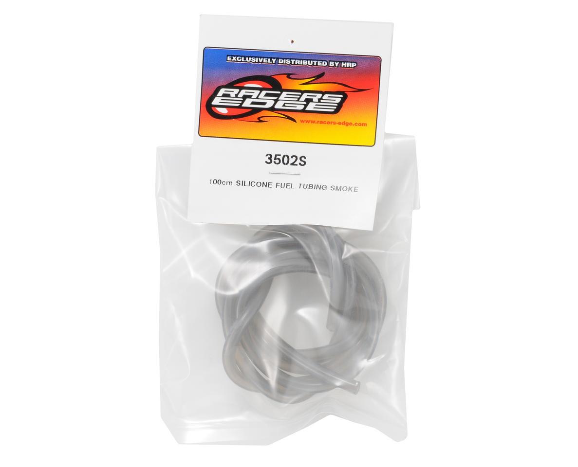 Racers Edge Silicone Fuel Tubing (Smoke) (100cm)