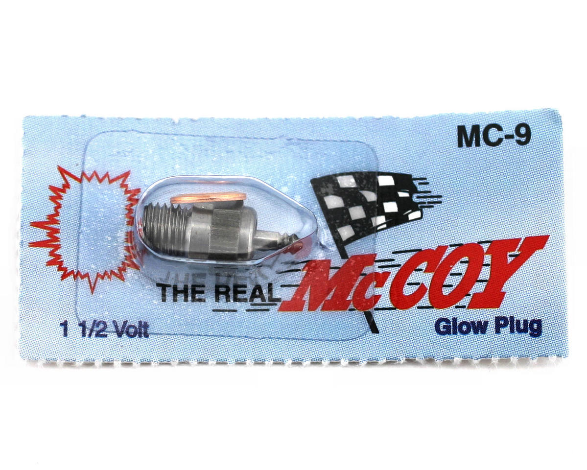 Racers Edge McCoy #9 Cold Glow Plug (1)