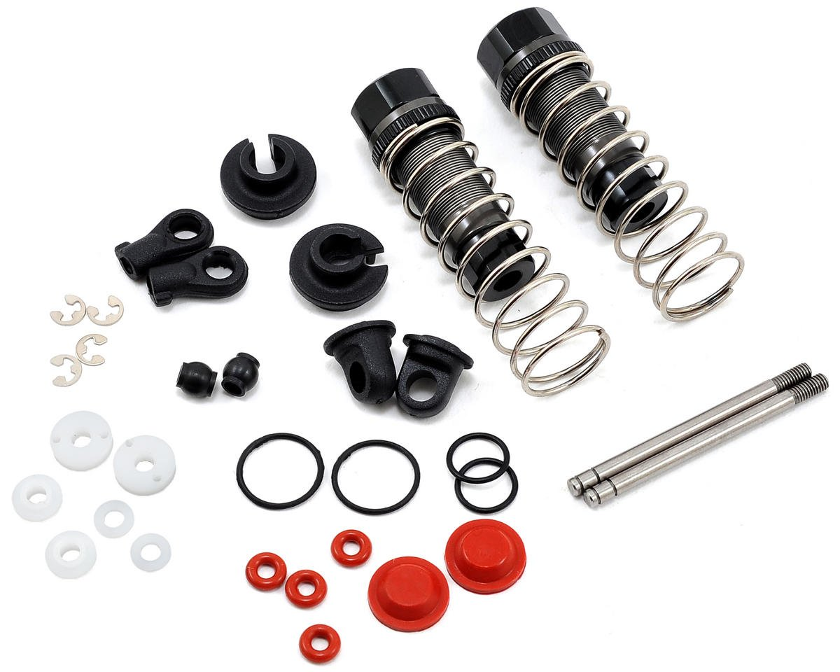 Racers Edge Threaded Front Shock Set