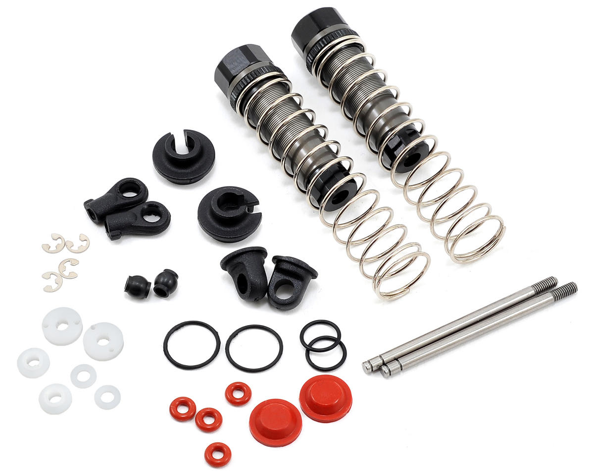 Racers Edge Pro2 SC Threaded Rear Shock Set