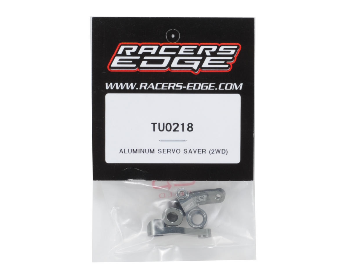 Racers Edge Aluminum Servo Saver Set