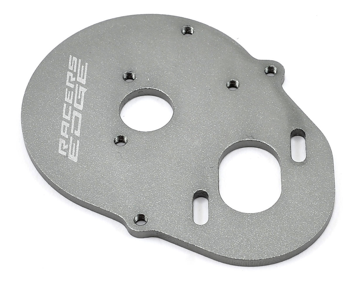 Aluminum Finned Motor Plate by Racers Edge