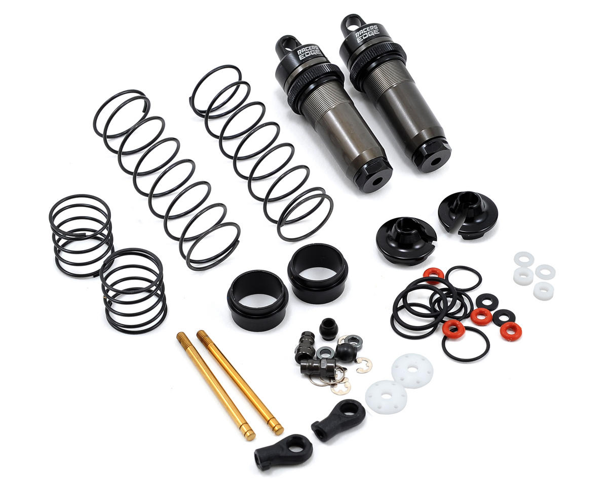 Racers Edge Front Big Bore Shock Set (2)