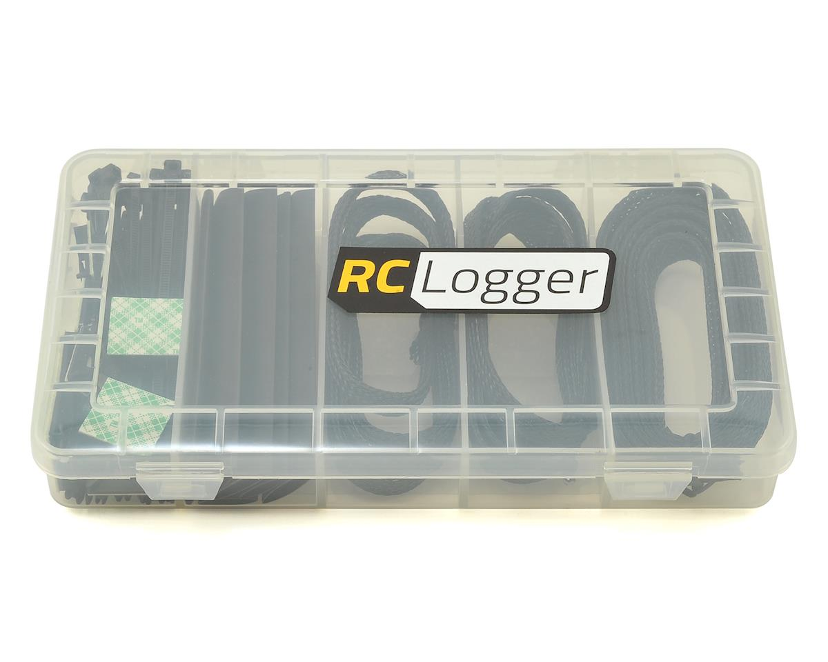 RC Logger Wire Protecting Sleeving Kit