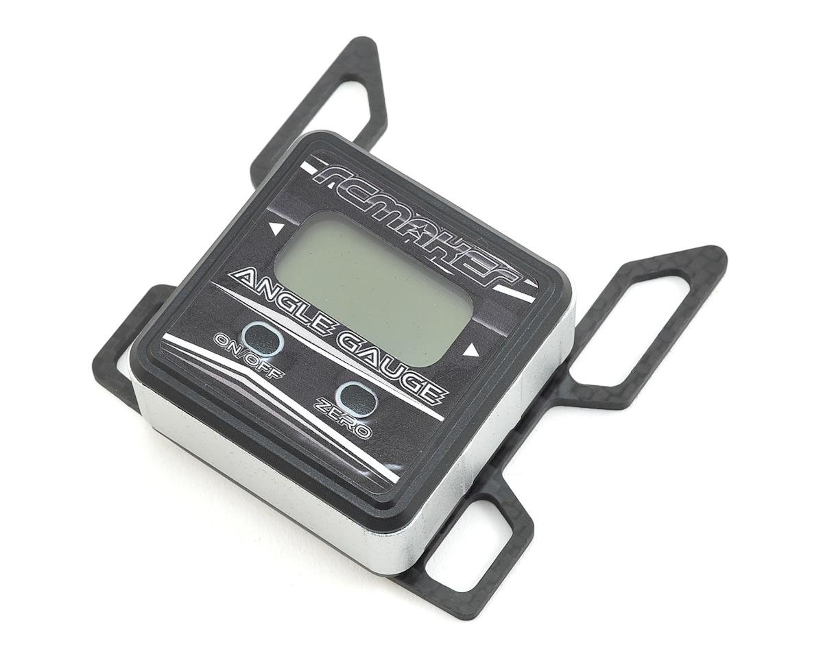 RC Maker 1/10 Off Road Digital Camber Gauge