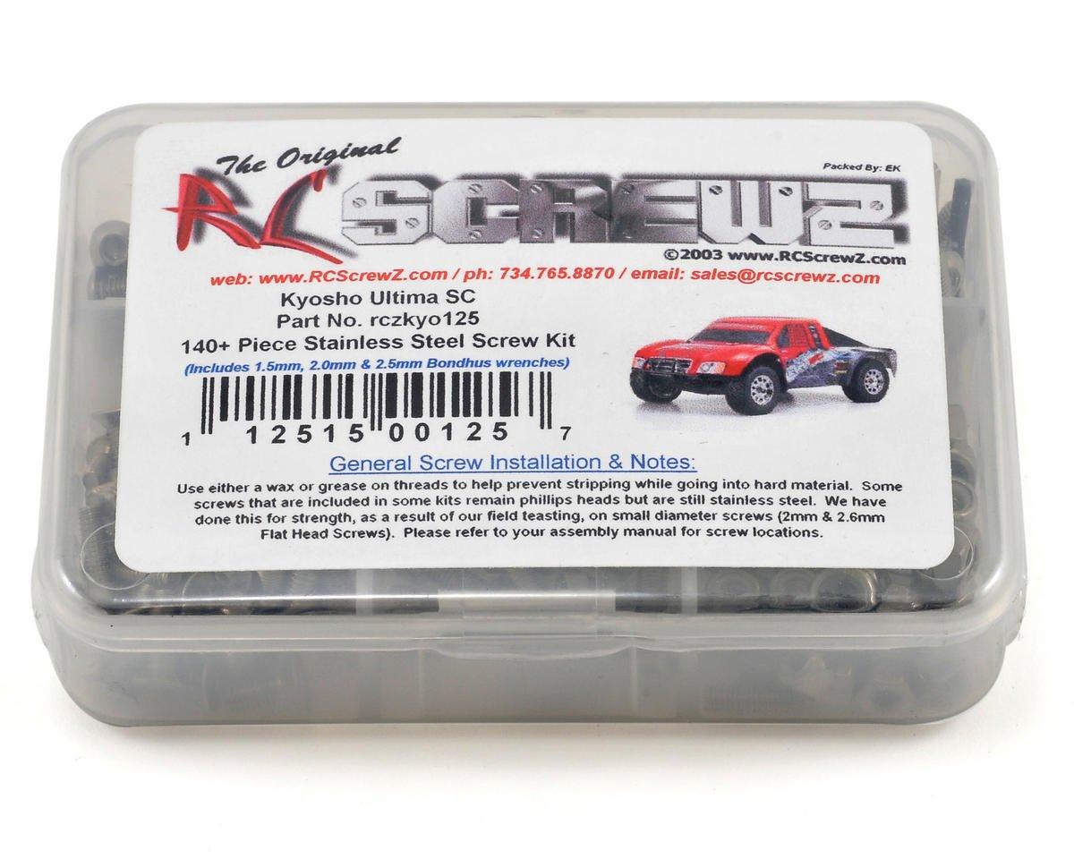RC Screwz Kyosho Ultima SC Truck Stainless Steel Screw Kit