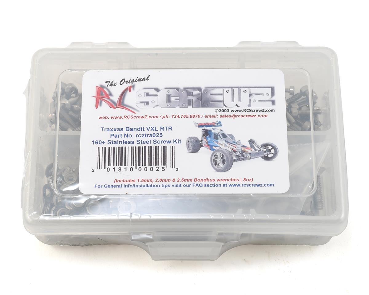 RC Screwz Traxxas Bandit VXL Stainless Screw Kit