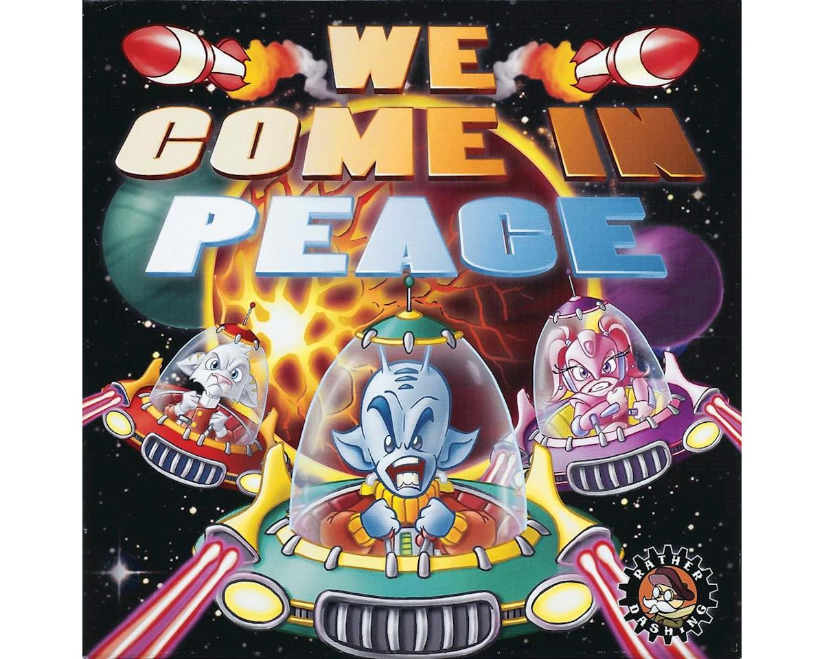 7RDGWCIP We Come In Peace by Ruddog