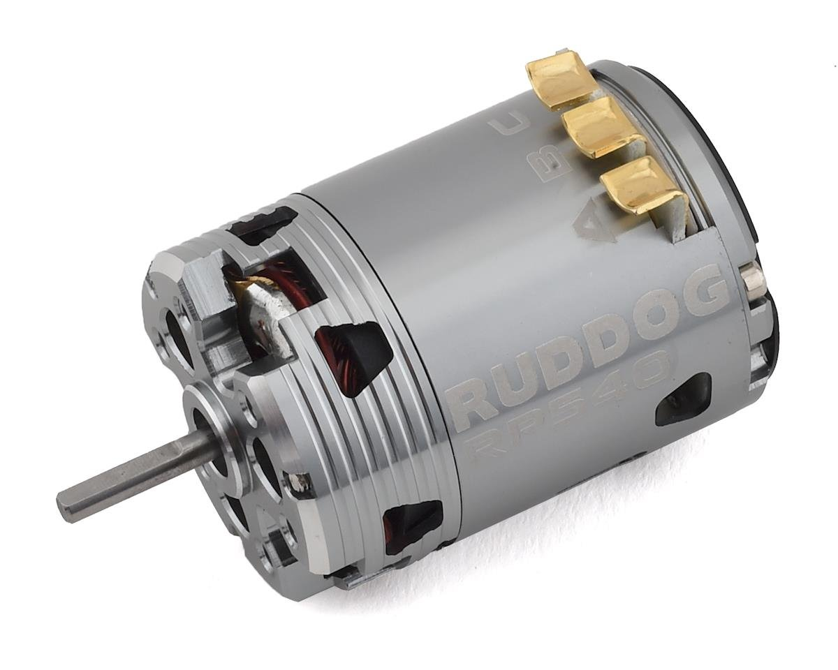 RP540 540 Sensored Brushless Motor (10.5T)