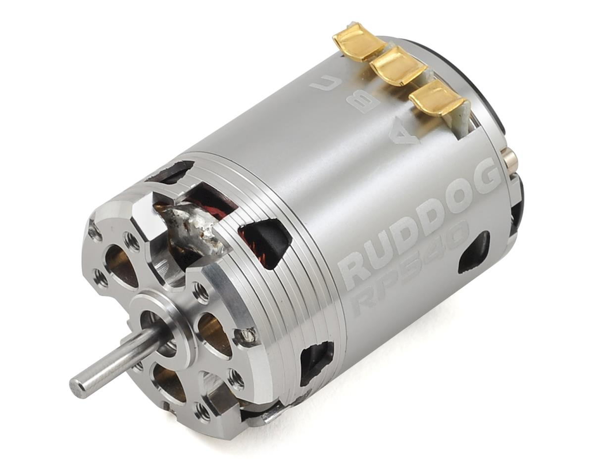 RP540 540 Sensored Brushless Motor (17.5T) by Ruddog