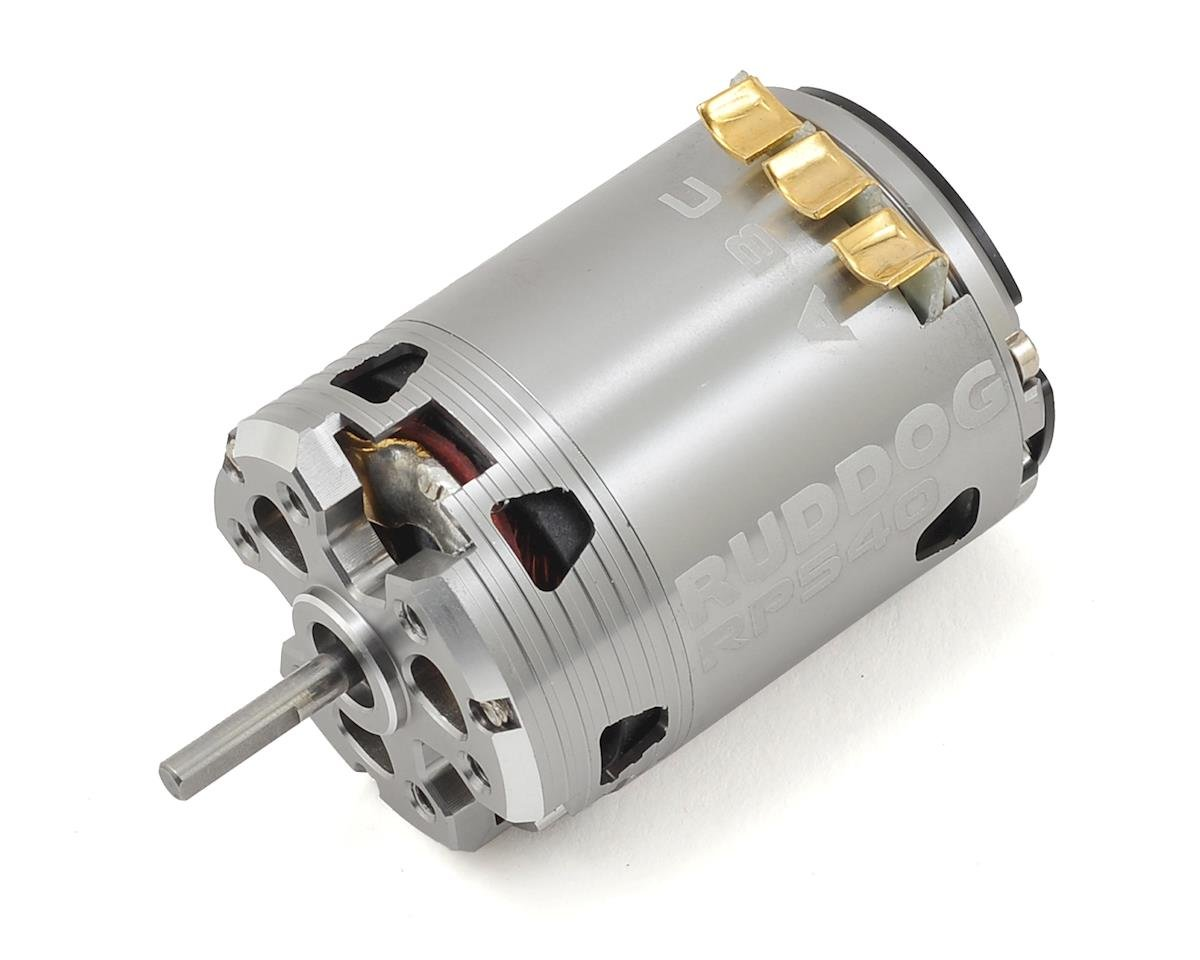 RP540 540 Sensored Brushless Motor (21.5T) by Ruddog