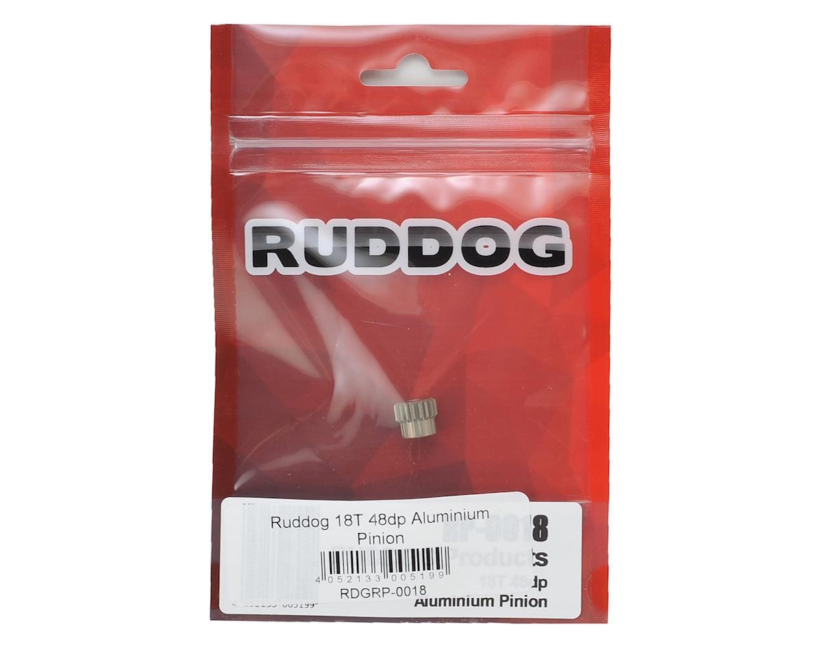 Ruddog 48P Aluminum Pinion Gear (18T)