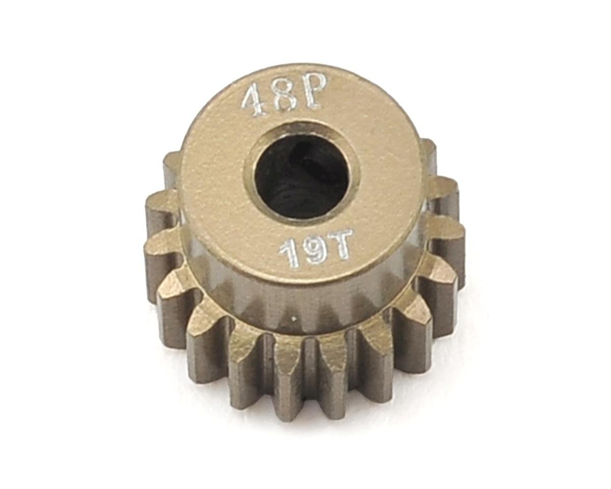 Ruddog 48P Aluminum Pinion Gear (3.17mm Bore) (19T)