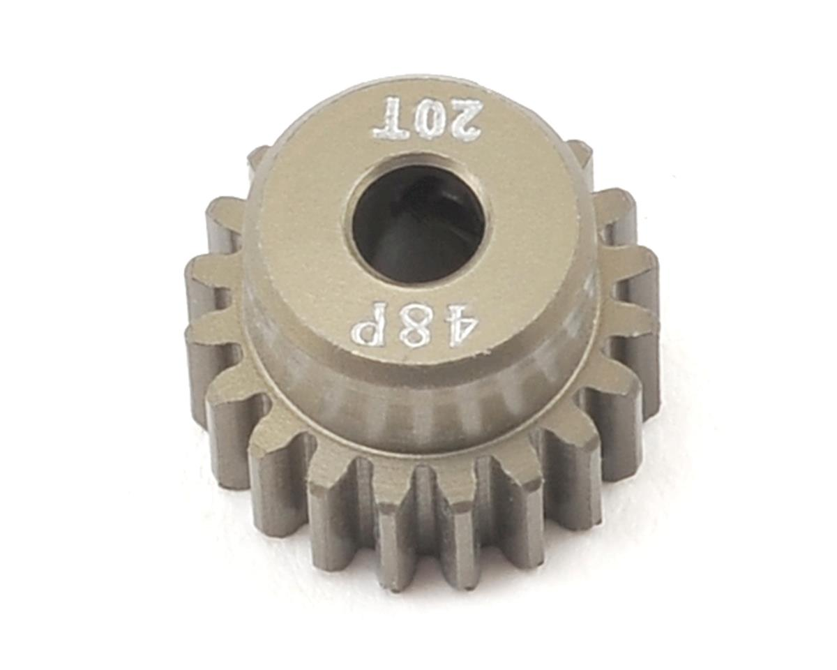 48P Aluminum Pinion Gear (20T) by Ruddog