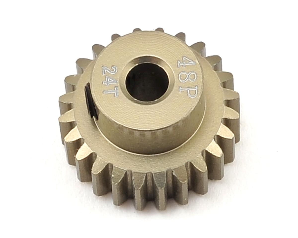 Ruddog 48P Aluminum Pinion Gear (3.17mm Bore) (24T)
