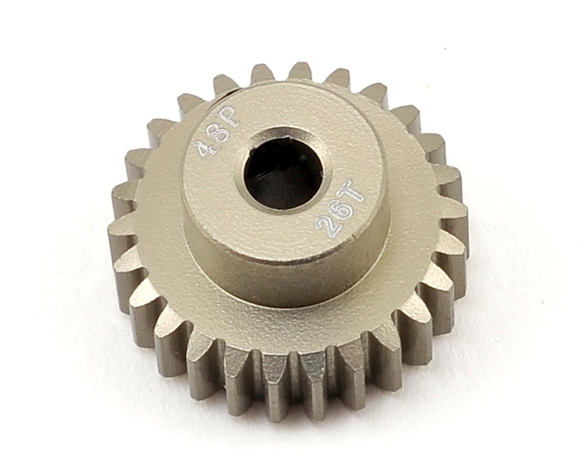 Ruddog 48P Aluminum Pinion Gear (3.17mm Bore) (26T)